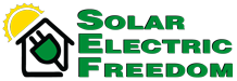 Solar Electric Freedom logo